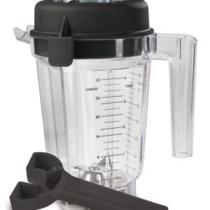 Vitamix 32oz Container with Lid and Wrench