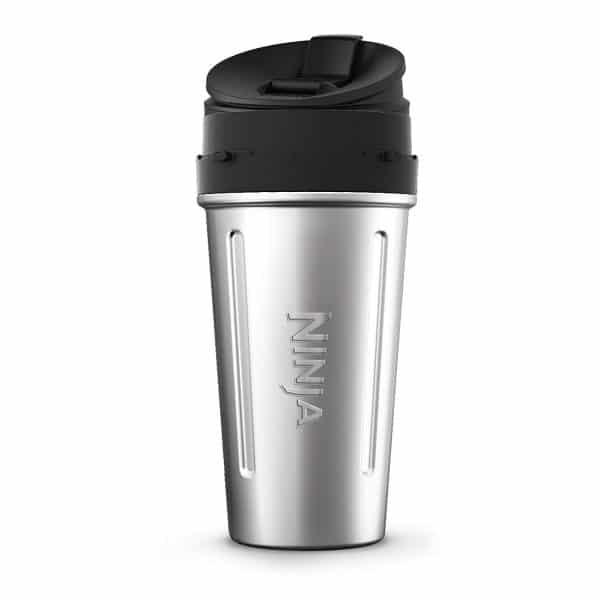 Nutri Ninja 24oz Steel Cup